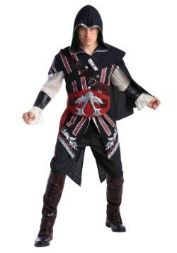 Assassins Creed: Ezio Deluxe Mens Costume