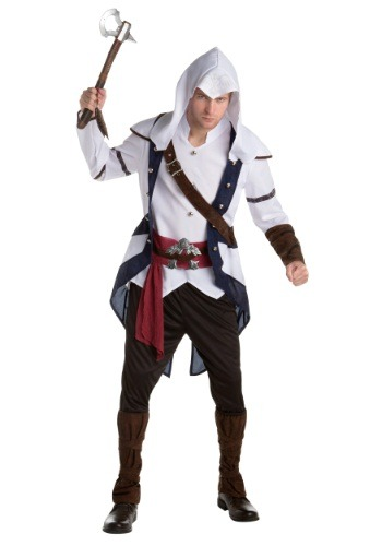 Assassins Creed: Connor Classic Men's Costume