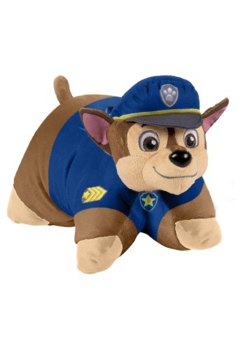 "Paw Patrol Chase Pillow Pet 16"""