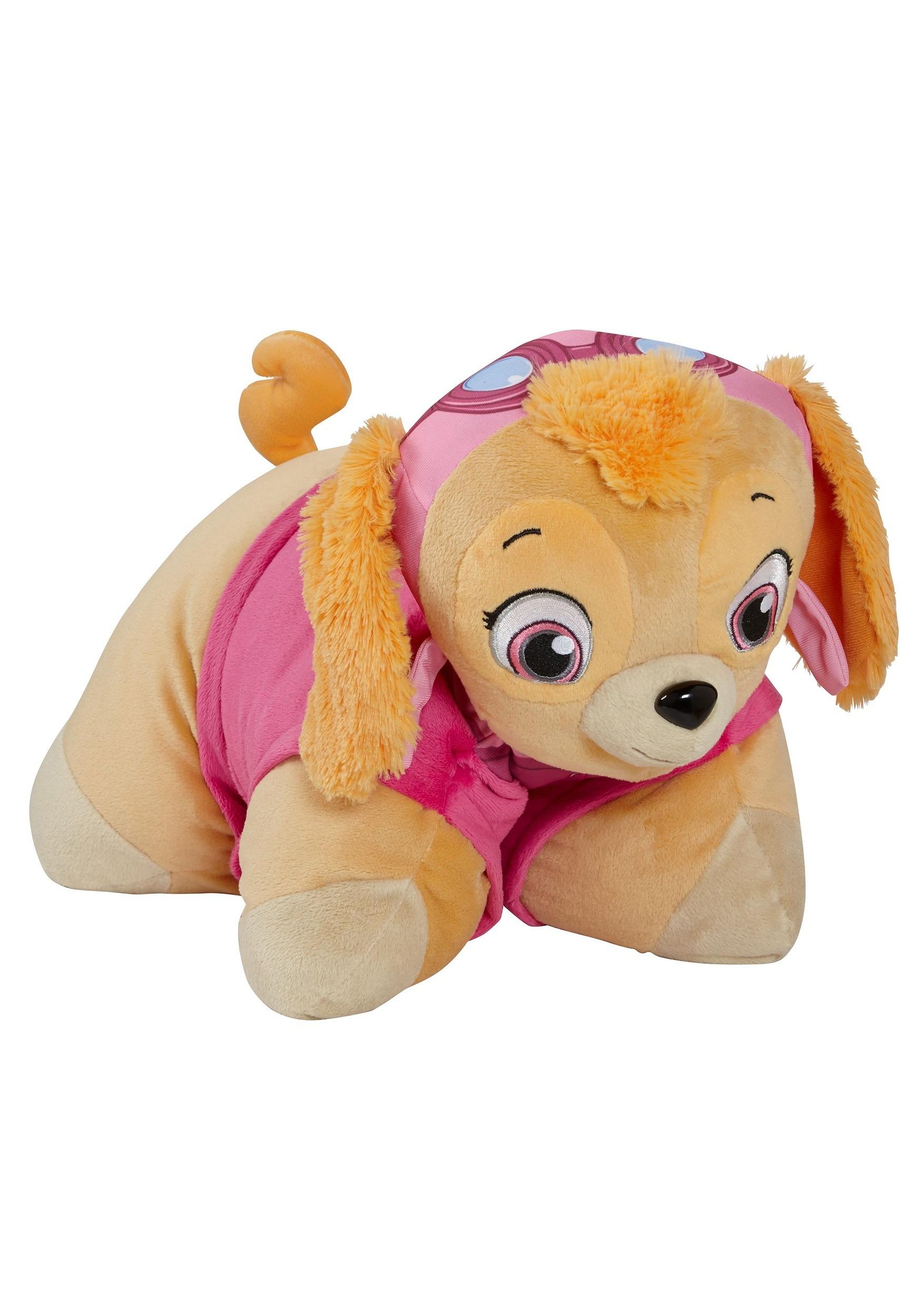 "Paw Patrol Skye Pillow Pet 16"""