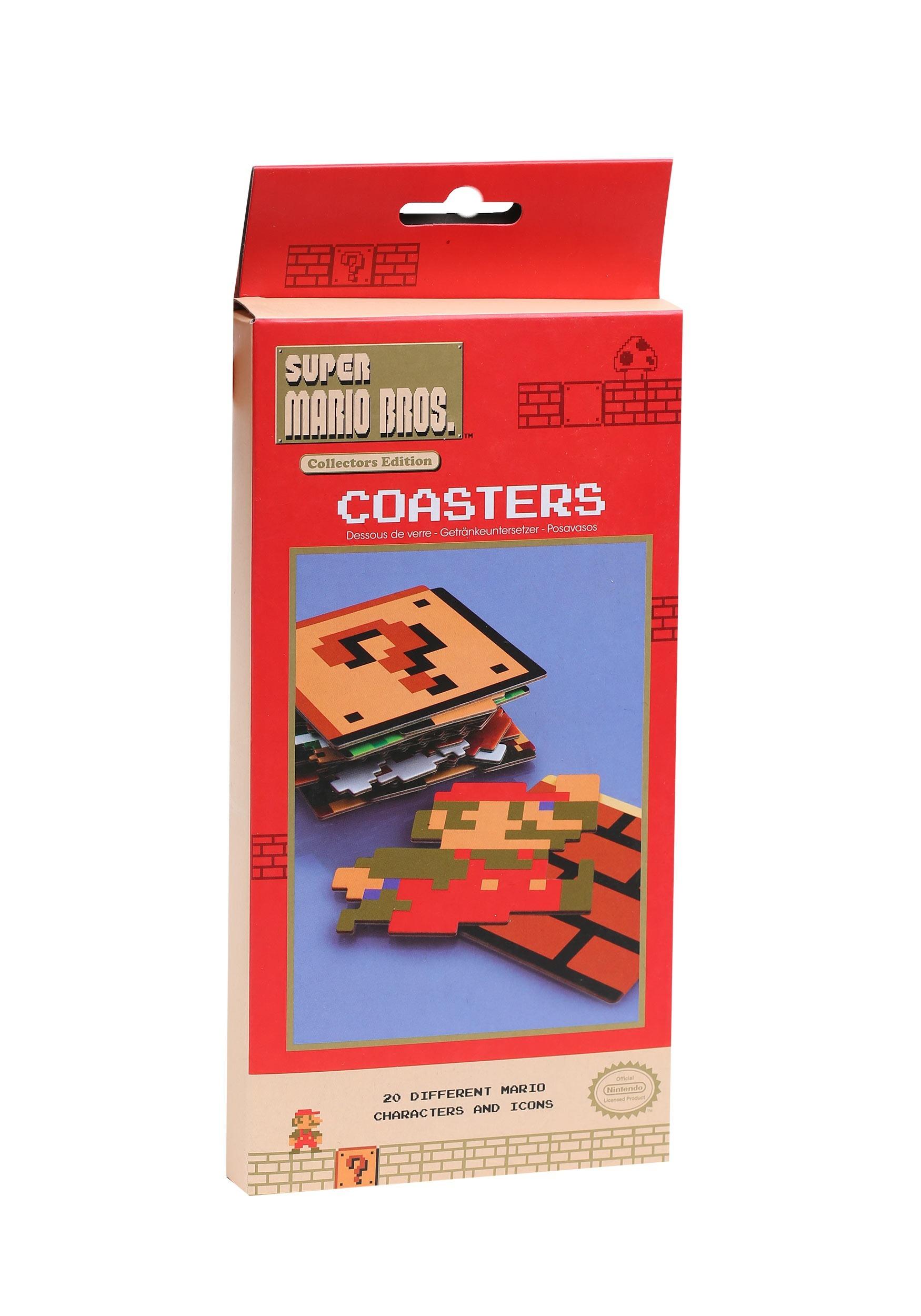 Super Mario Bros Coasters PALPP2922NNTX