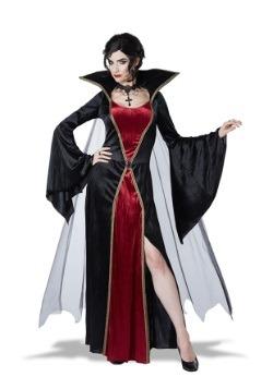 Classic Vampire Womens Costume