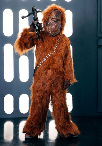 Deluxe Chewbacca Costume for Boys