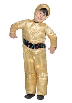 Deluxe C-3PO Boys Costume