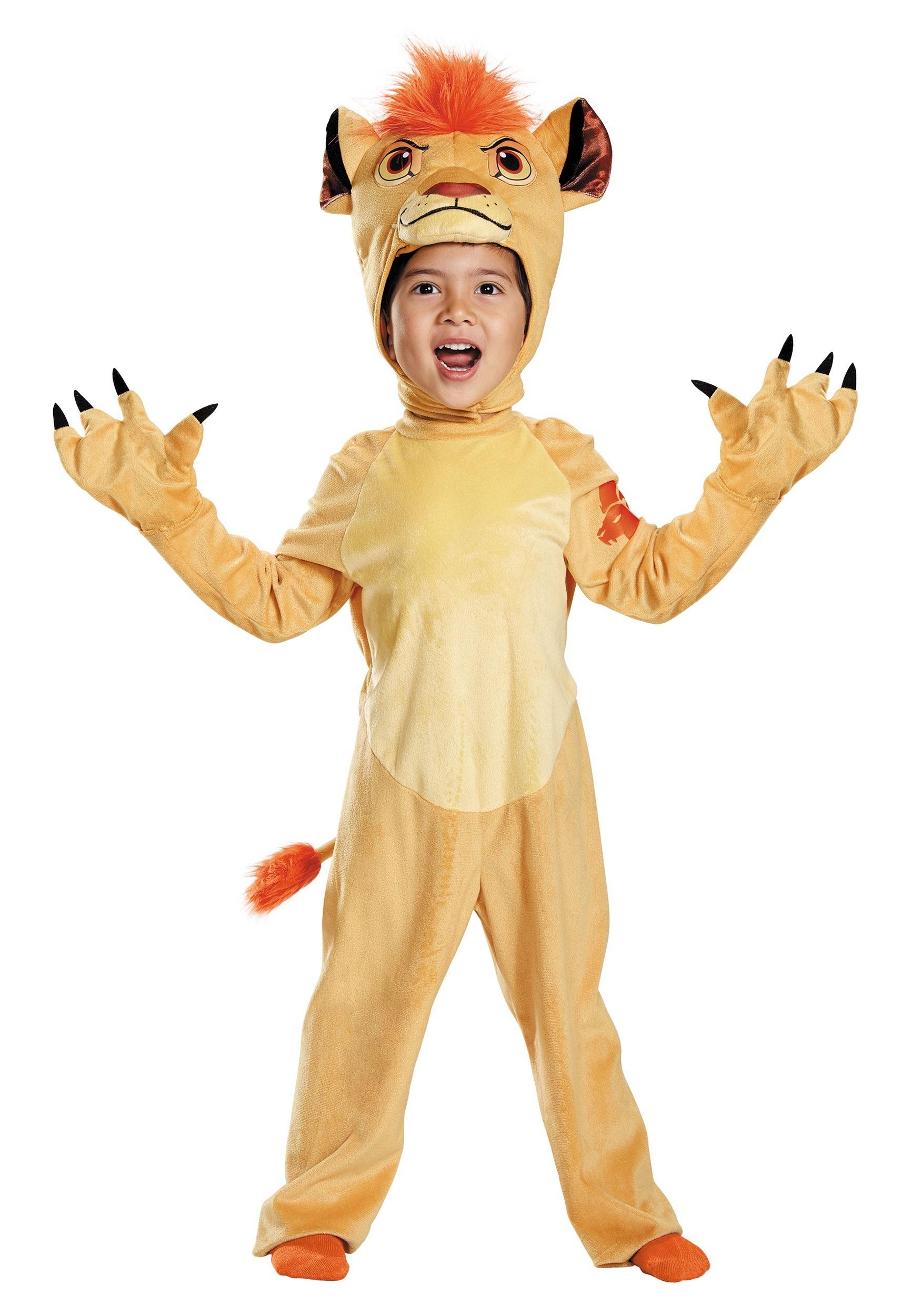 Toddler Deluxe Lion Guard Kion Costume  sc 1 st  Fun.com & Deluxe Lion Guard Kion Toddler Costume