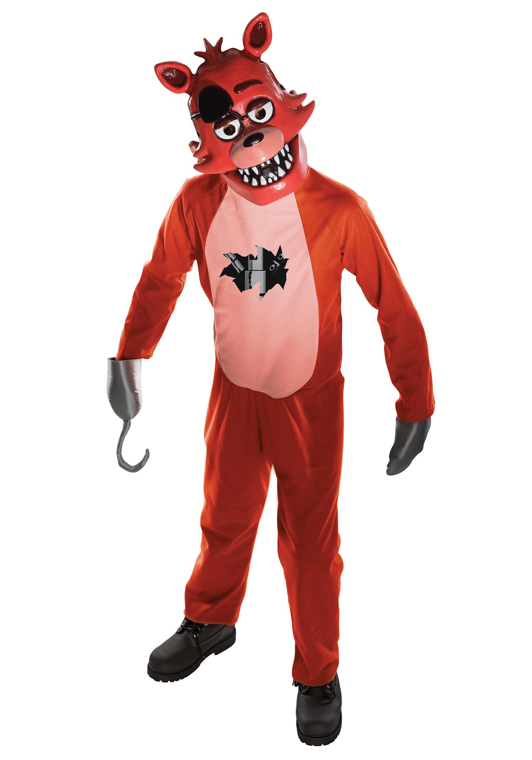 sc 1 st  Fun.com & Five Nights at Freddyu0027s Child Foxy Costume