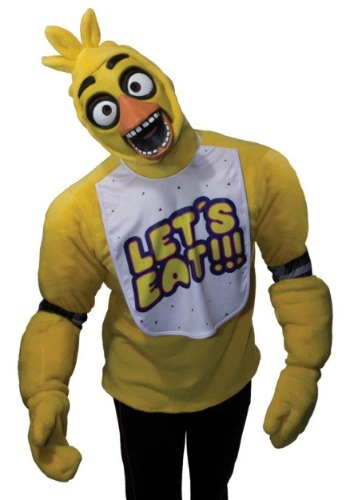Five Nights at Freddy's Teens Chica Costume - Teen -  BUYSEASONS, 32803530067