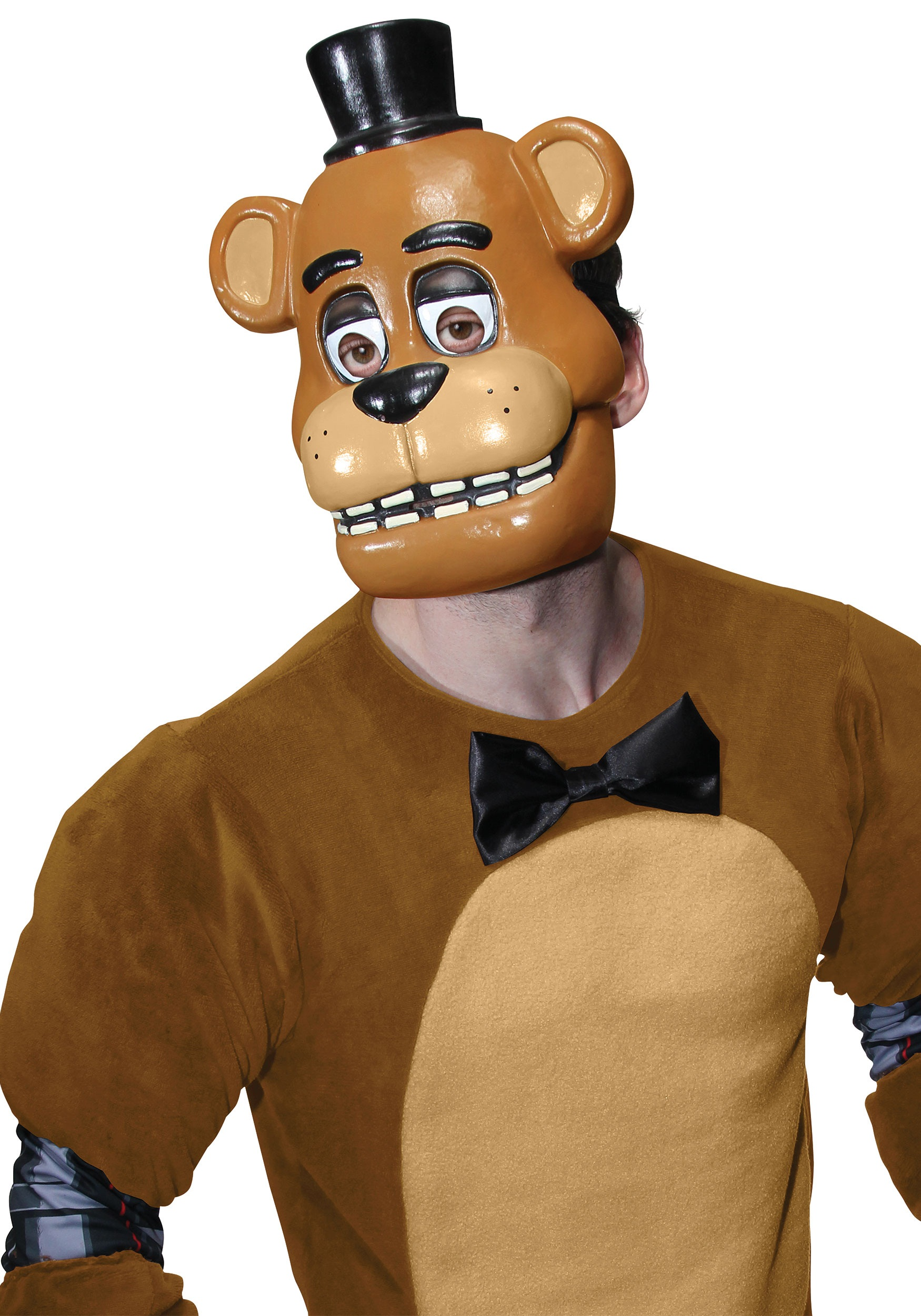 Five Nights at Freddy's Adult PVC Freddy Mask RU33432