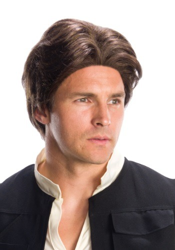 Adult Star Wars Han Solo Wig RU33598