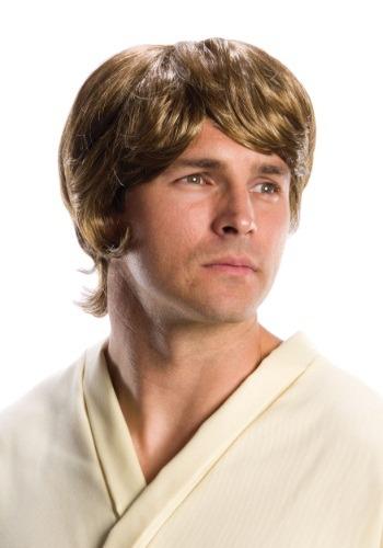 Adult Star Wars Luke Skywalker Wig