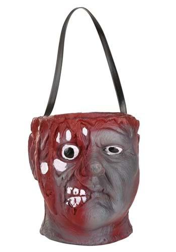 Rotting Zombie Halloween Bowl Decoration Update