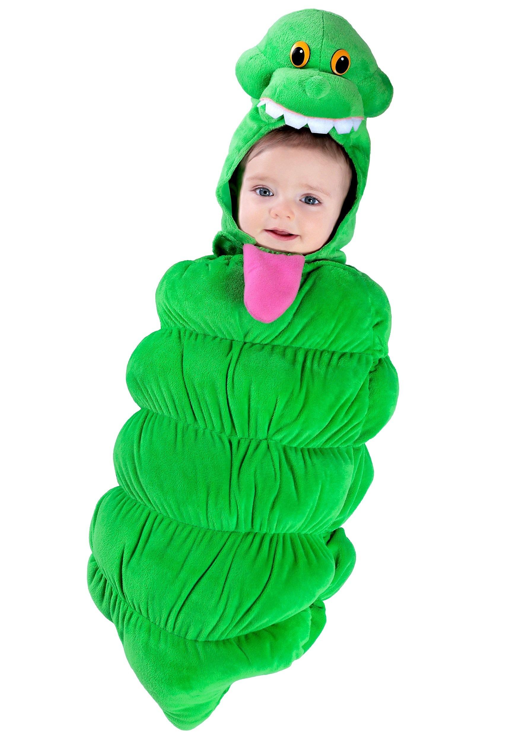 Infant Slimer Bunting  sc 1 st  Fun.com & Ghostbusters Infant Slimer Bunting