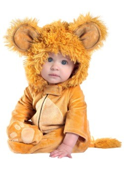 Anne Geddes Infant's Lion Costume