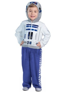 Deluxe R2D2 Toddler Costume