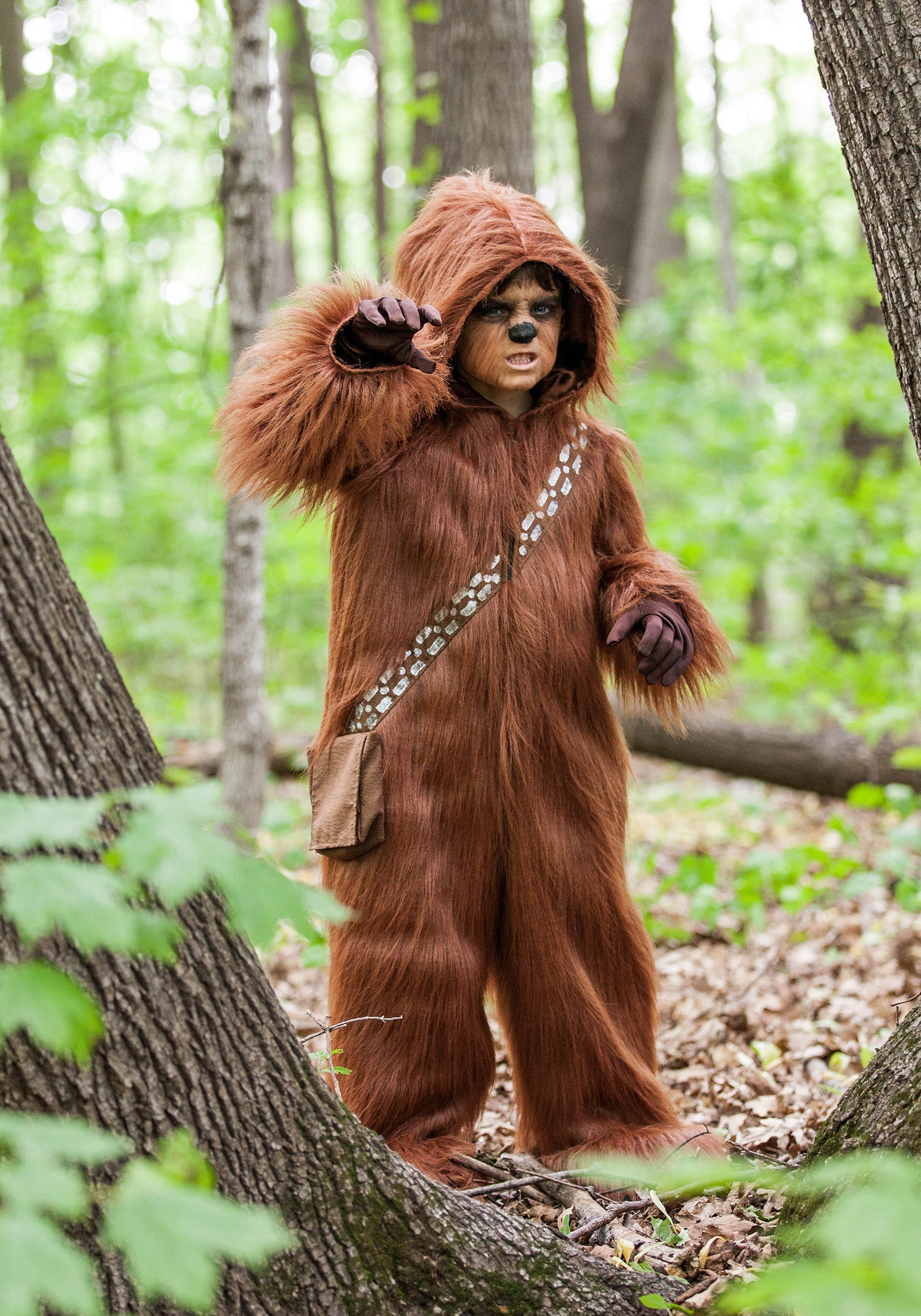Deluxe Chewbacca Costume For Toddlers