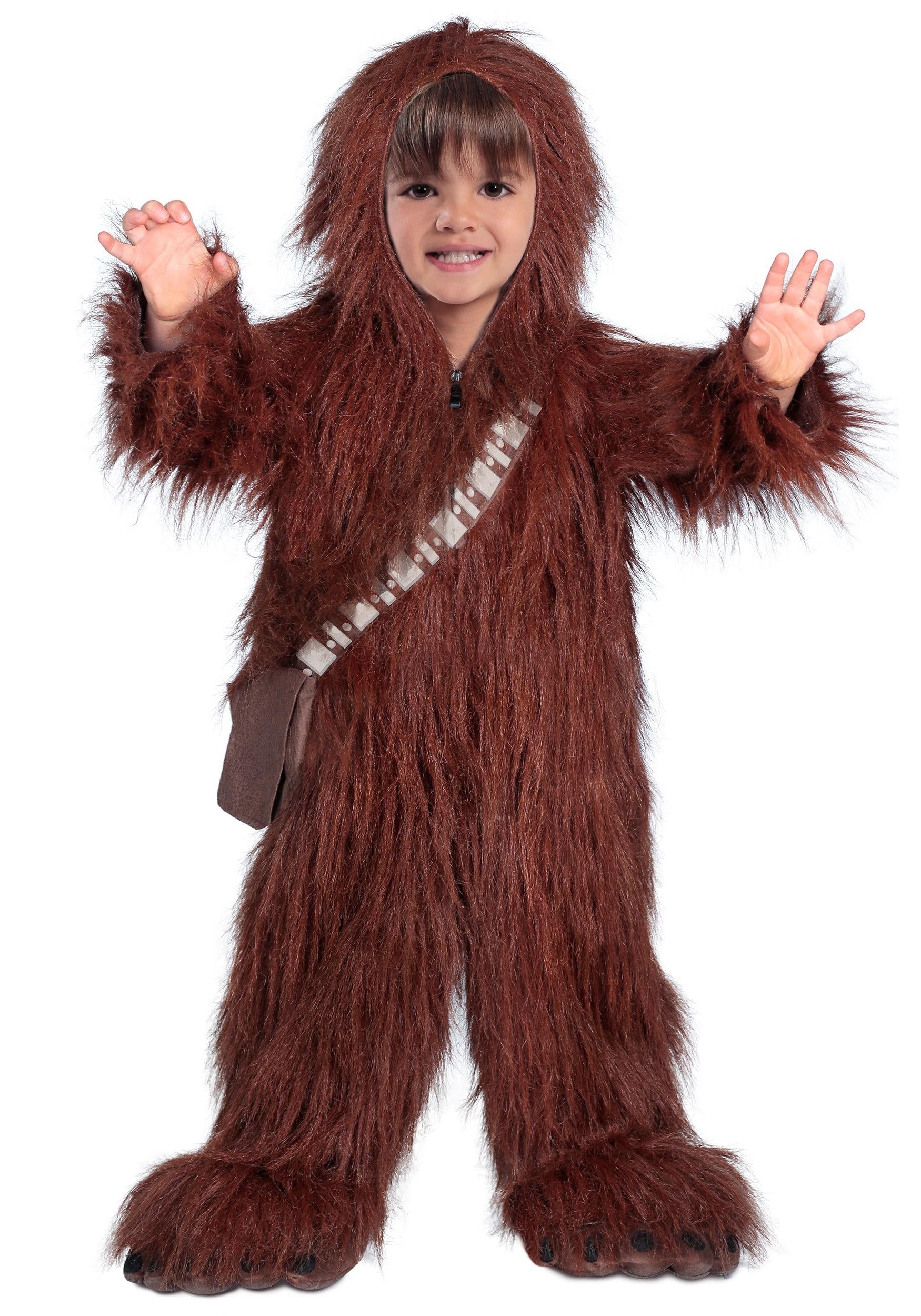 ... Deluxe Chewbacca Toddler Costume  sc 1 st  Fun.com & Deluxe Chewbacca Costume for Toddlers