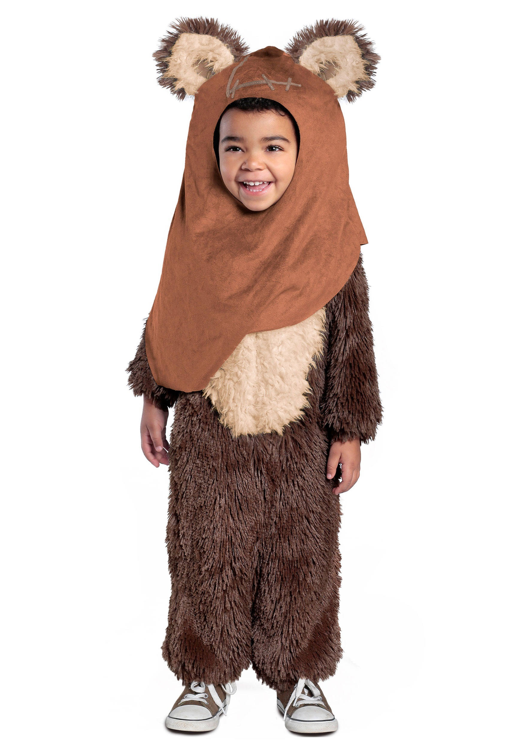 Deluxe Wicket Ewok Costume for Toddlers