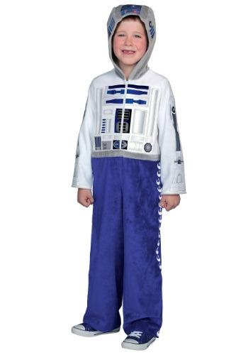 Deluxe R2D2 Boys Costume