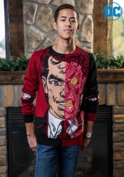 Two Face Pullover Sweater