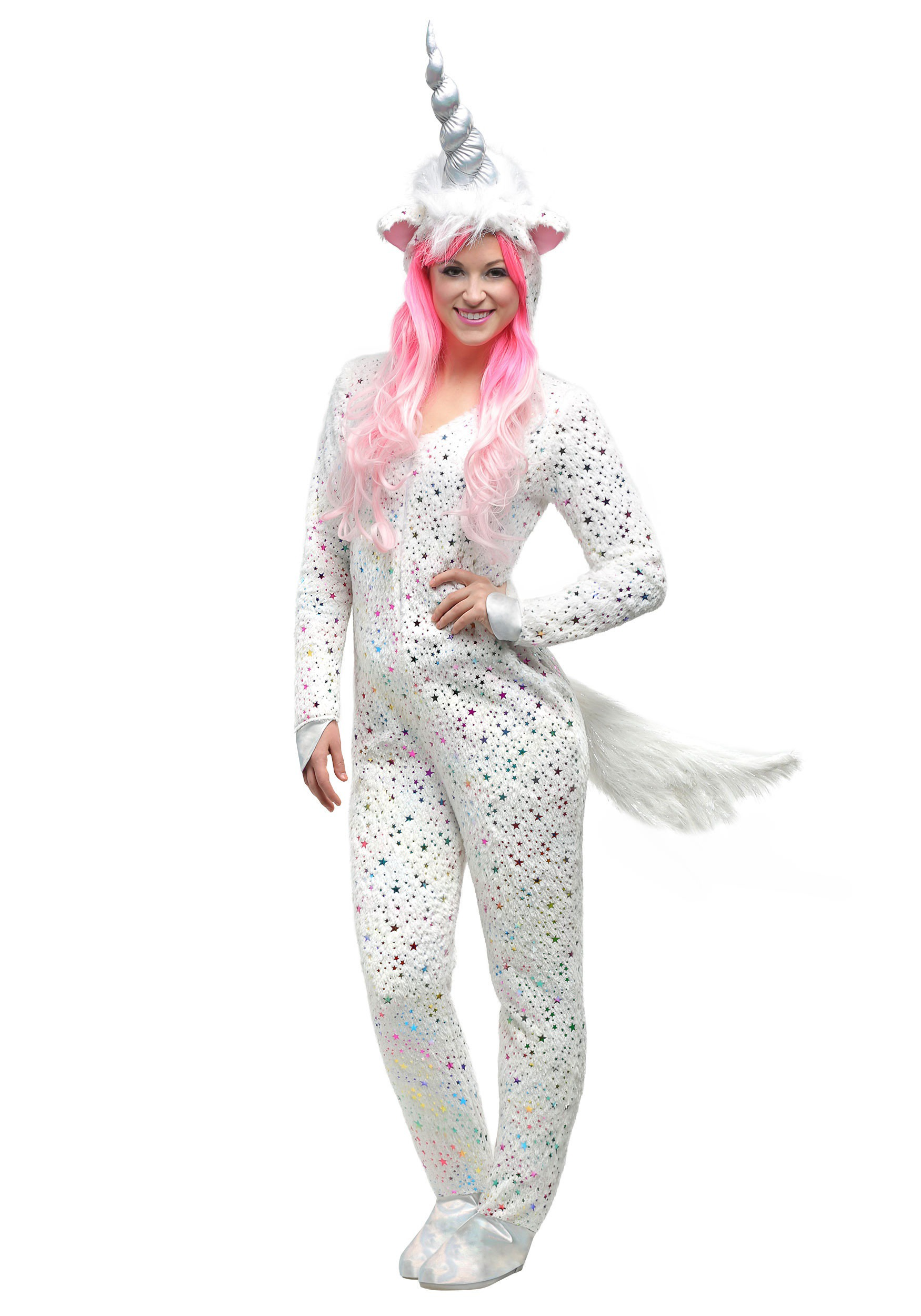 Magical Unicorn Costume For Women-1853
