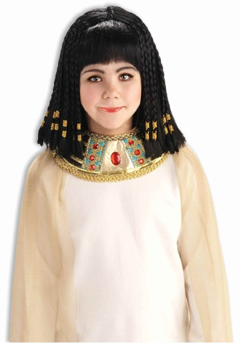 Queen of the Nile Girls Wig