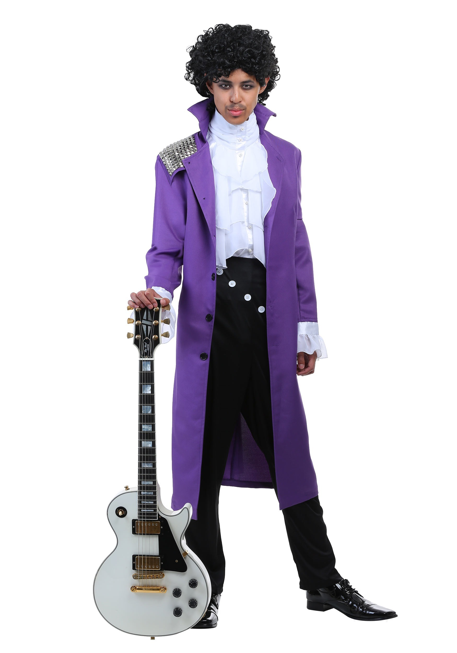 Purple Rock Legend Mens Costume  sc 1 st  Fun.com & Purple Rock Legend Costume for Men