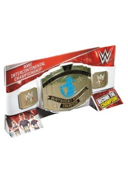 WWE Intercontinental Championship Belt