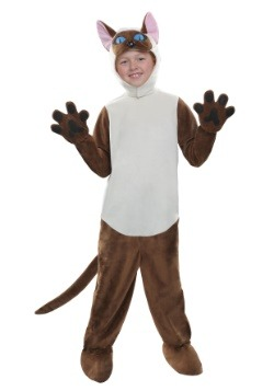 Siamese Cat Child Costume