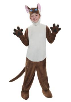 Siamese Cat Child Costume