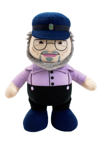 George R.R. Martin Talking Stuffed Doll