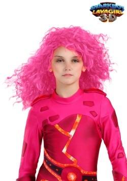 Kid's Lavagirl Wig