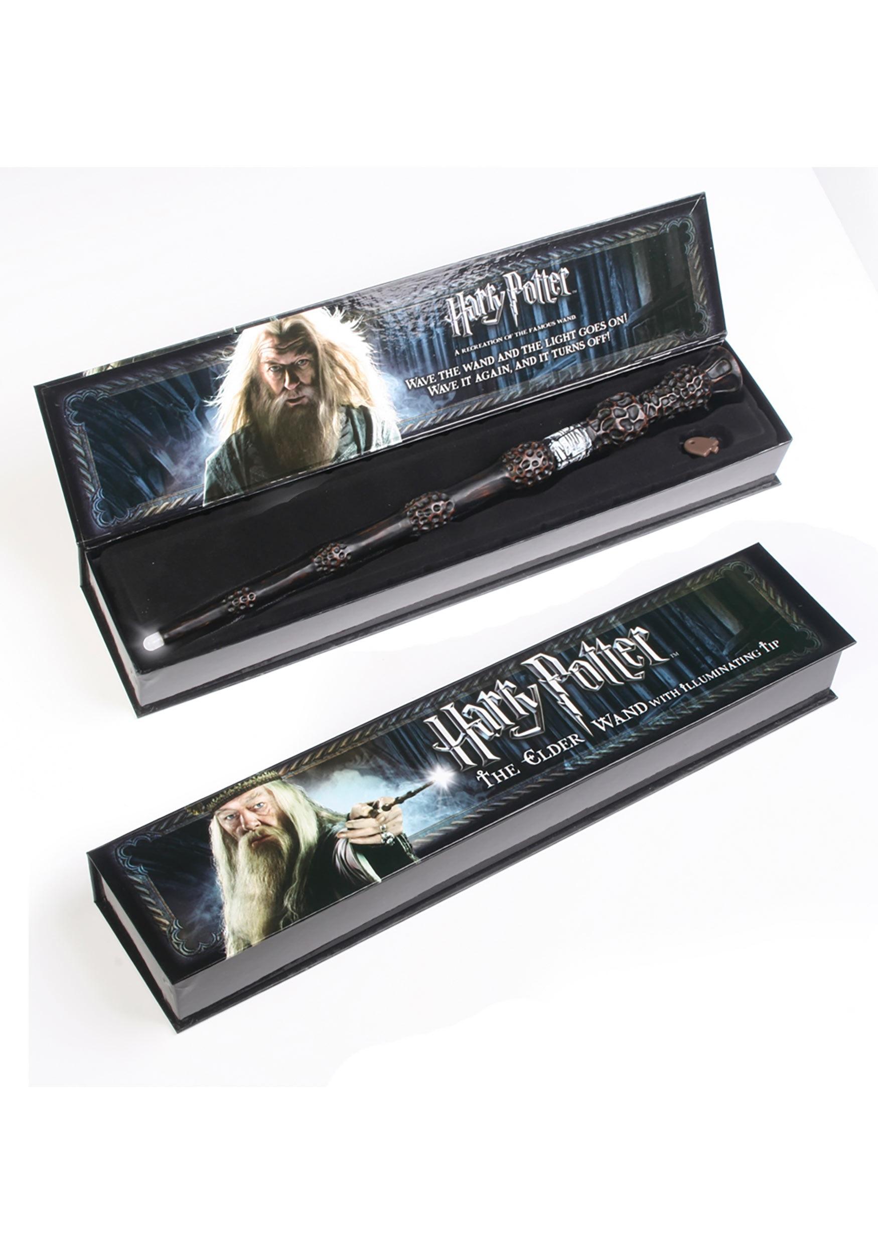 Dumbledore Illuminating Elder Wand NBNN8030