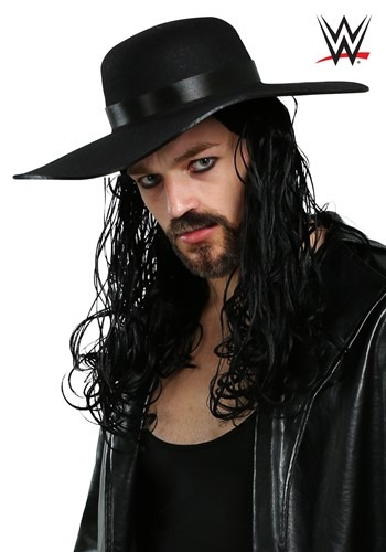 WWE Undertaker Wig For Adults
