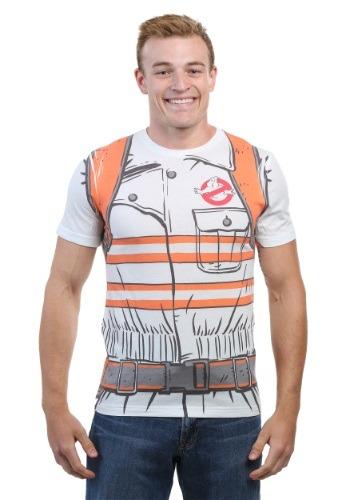 Ghostbusters Reboot Mens Costume Tee