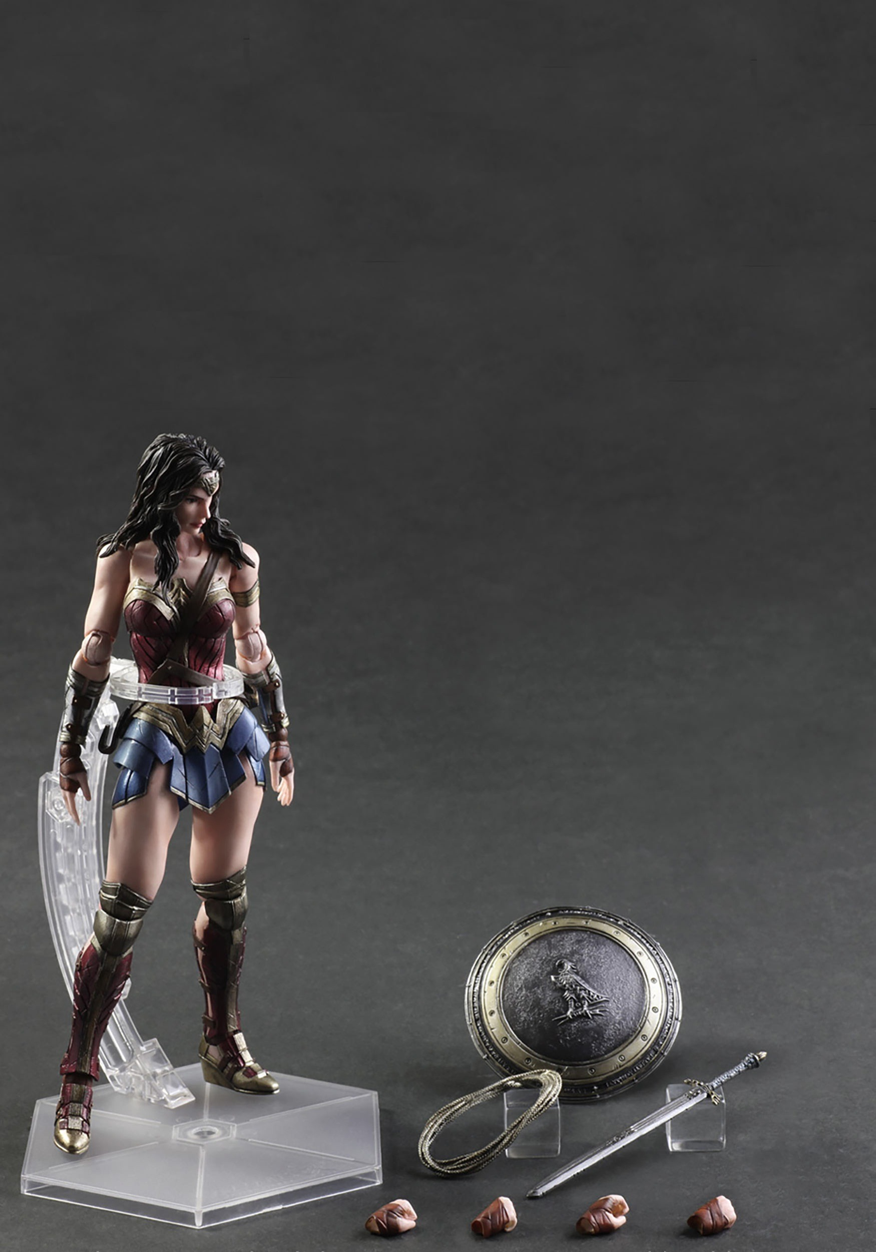 Square-Enix Batman v Superman: Dawn of Justice Wonder Woman EEDSQ81680