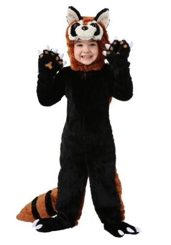 Toddler Red Panda Costume
