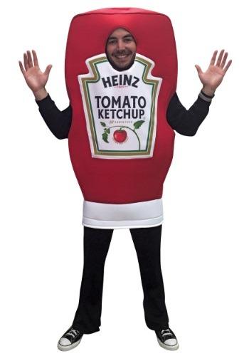 Heinz Adult Ketchup Bottle Costume