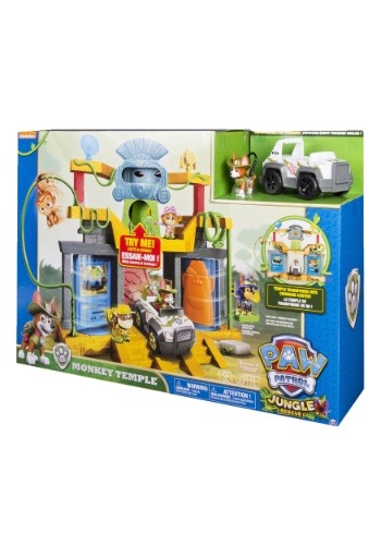 Paw Patrol Jungle Headquarters