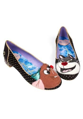 Disney Cinderella Lucifer and Gus Flats