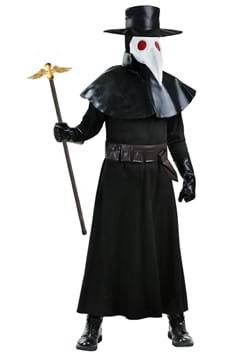 Men's Plague Doctor Costume-3