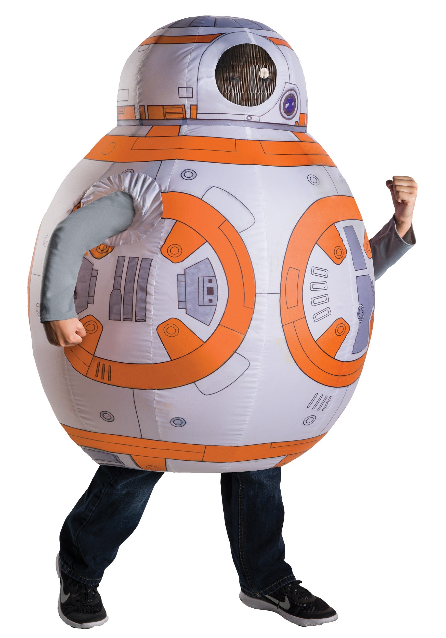 Child Inflatable BB-8 Costume from Star Wars Episode 7 4789700886f97