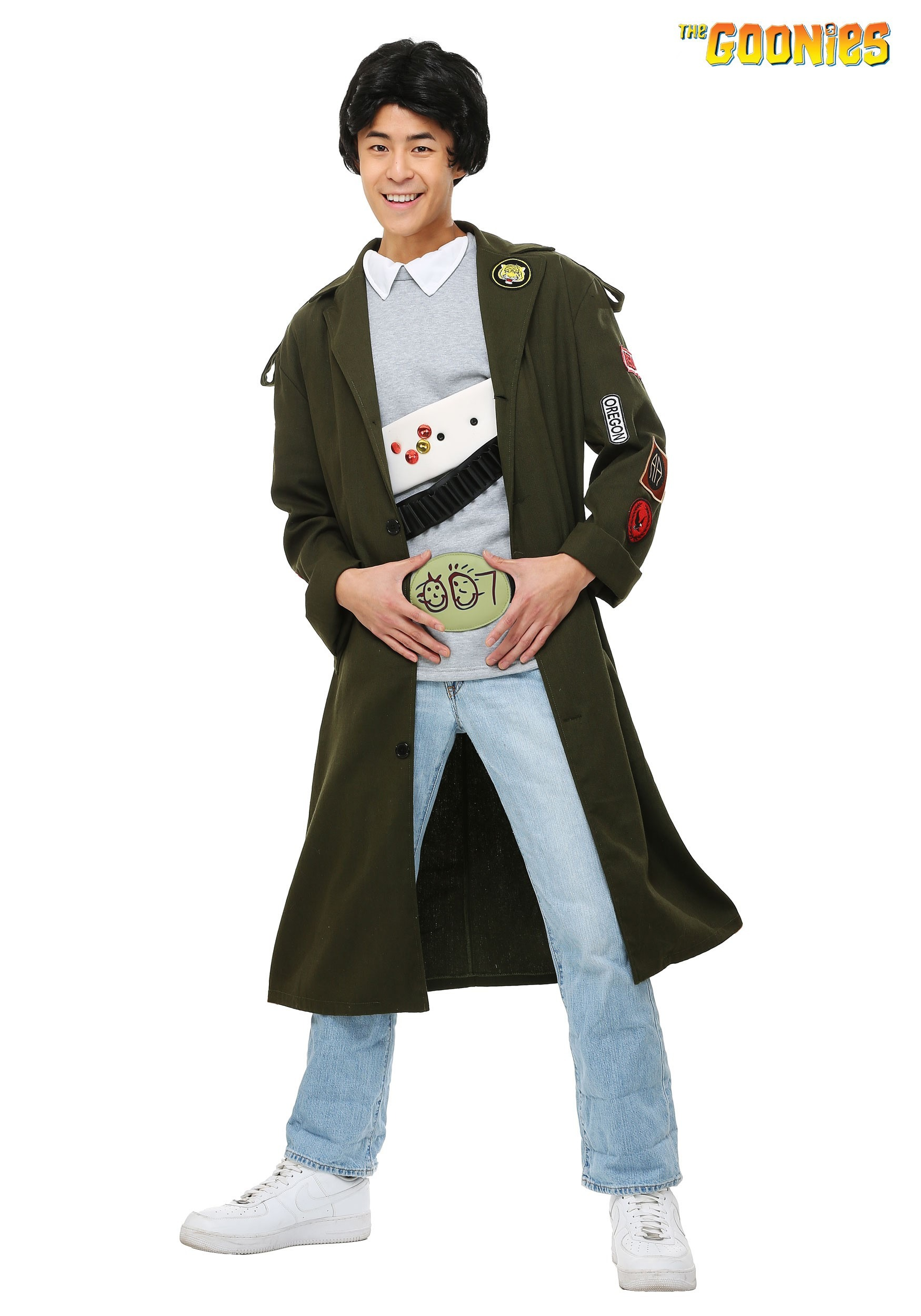 Adult Data Costume from The Goonies