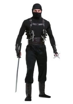 Ninja Assassin Men's Costume