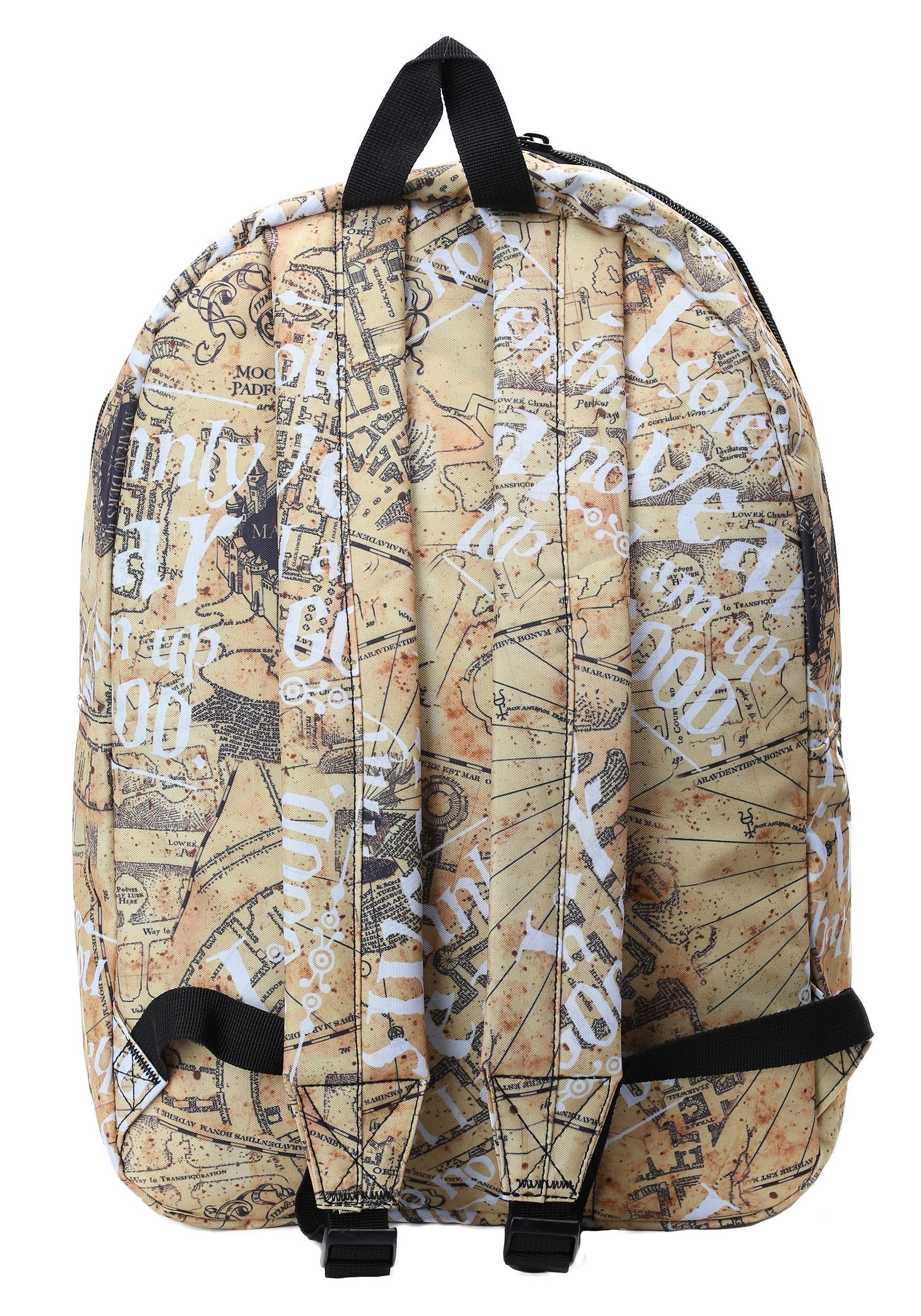 Harry potter marauders map backpack harry potter marauders map backpack