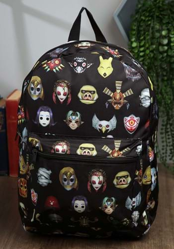 Legend of Zelda Majora's Mask Backpack