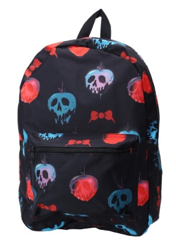Snow White Apple Death Backpack