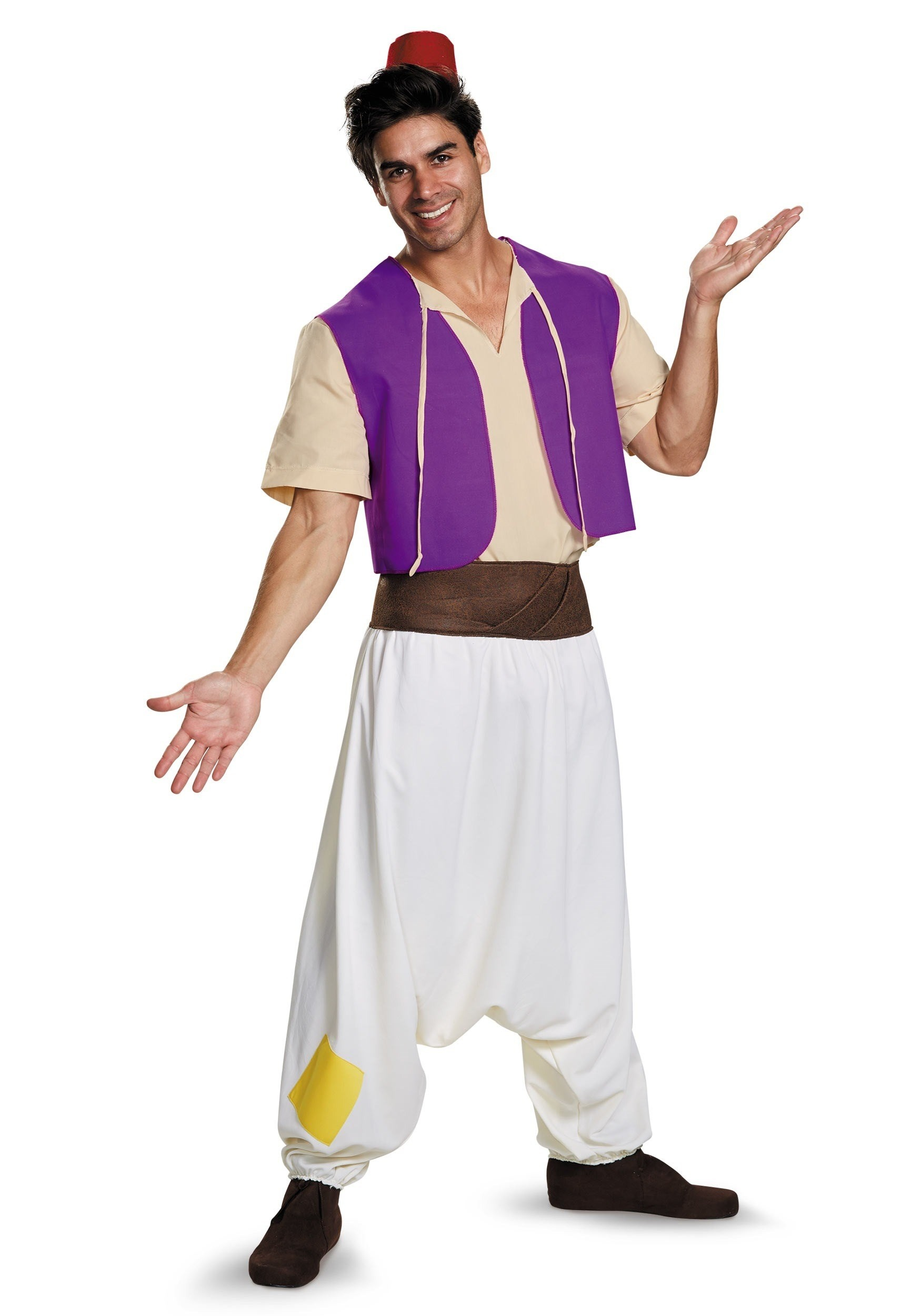 aladdin disney 3 wishes costumes on sale