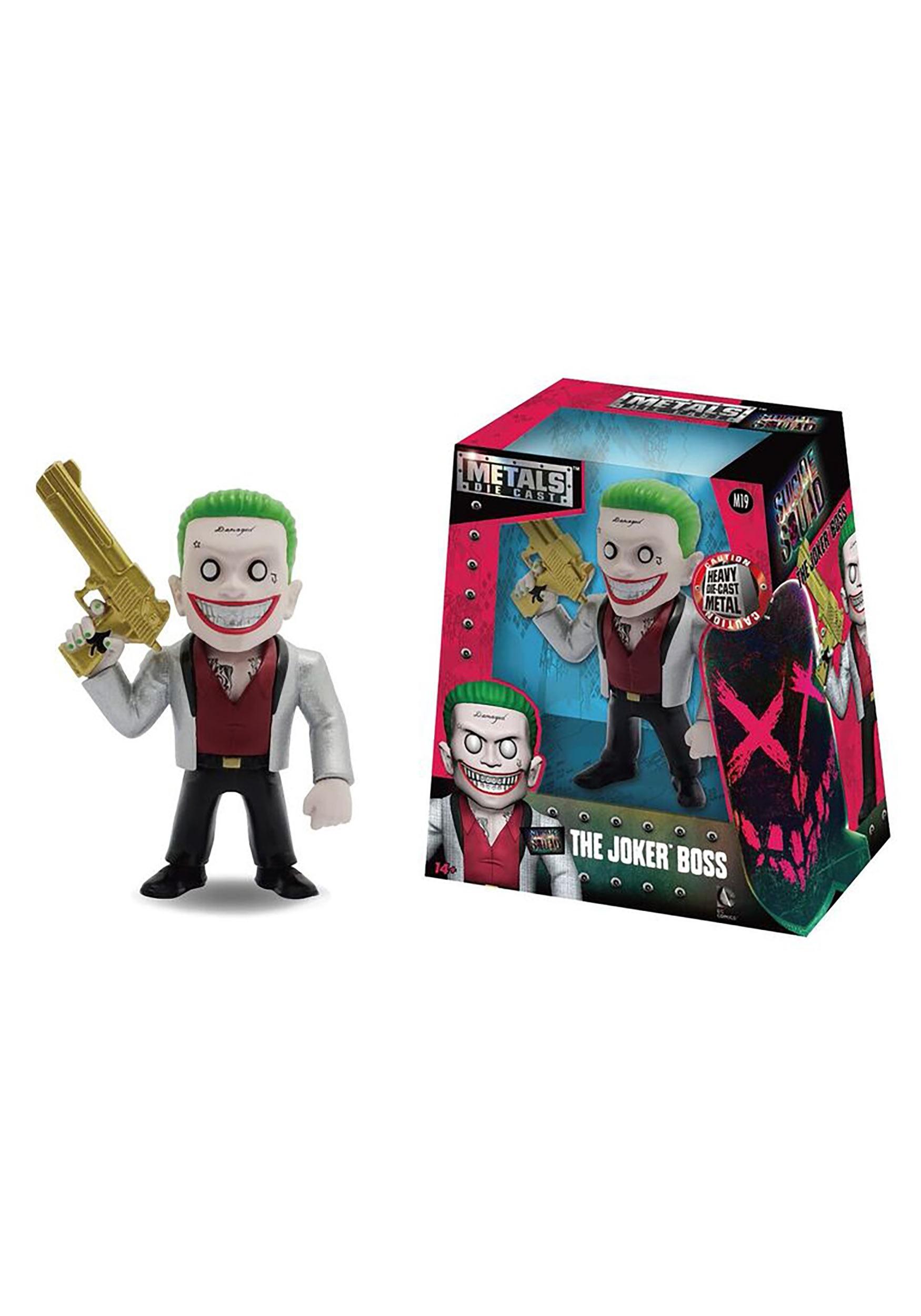 "Suicide Squad Joker Boss 4"" Figure JD97567"