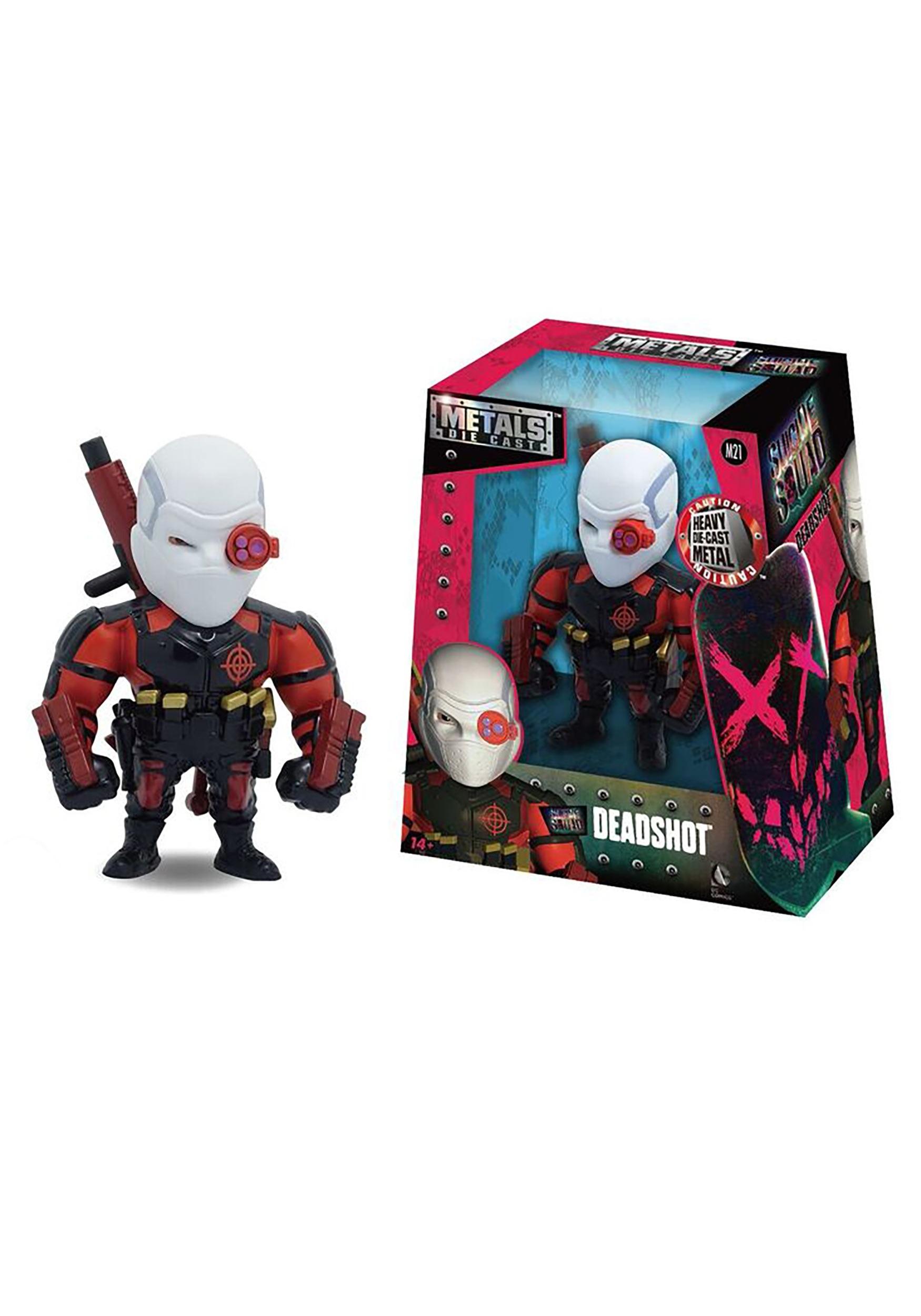 """Suicide Squad Deadshot 4"""" Figure JD97569"""