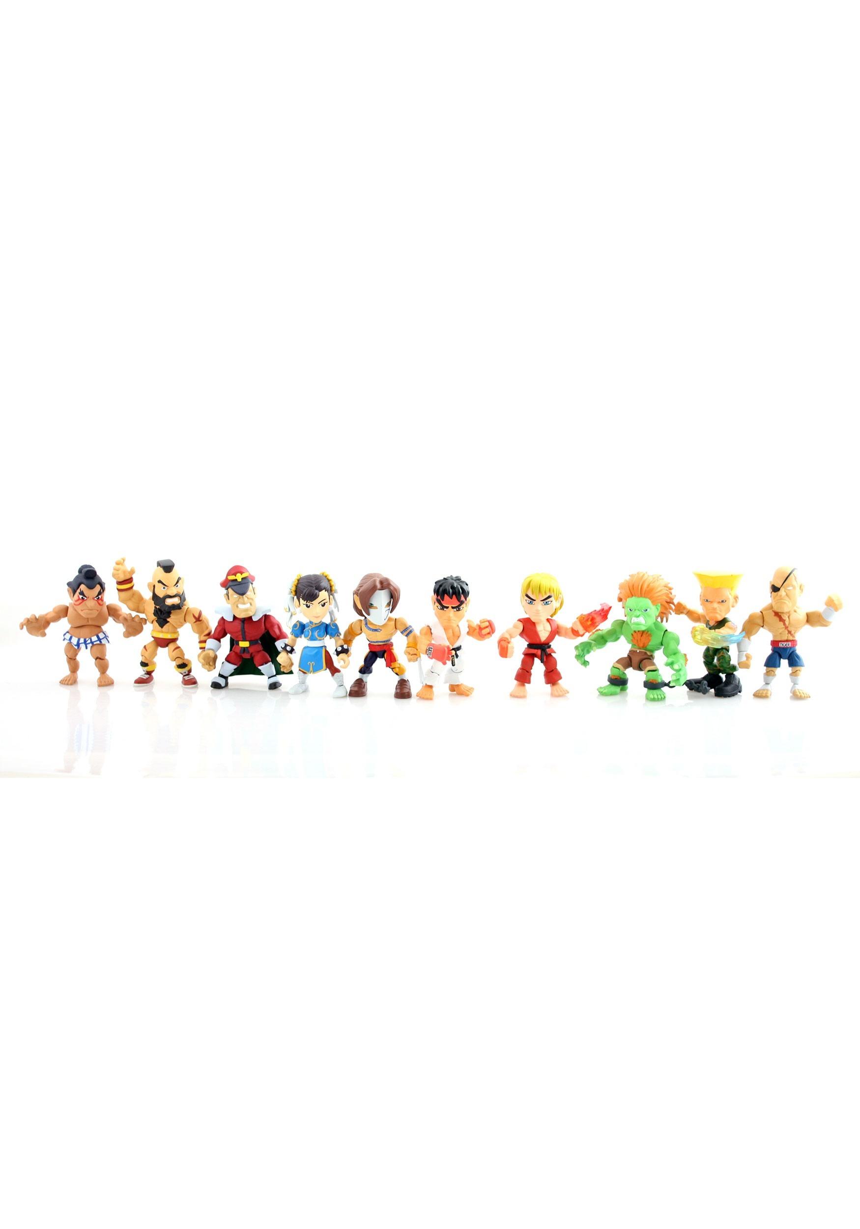 Street Fighter Wave 1 Blind Box Figure LYTLSSTREETFIGHTBB001